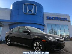 2018 Honda Civic LX w/Honda Sensing Sedan