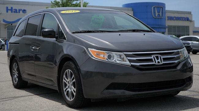 2012 Honda Odyssey For Sale >> Used 2012 Honda Odyssey For Sale At Hare Honda Vin 5fnrl5h45cb144796