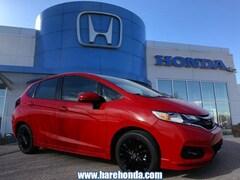 2018 Honda Fit Sport Hatchback