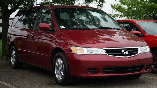 2002 Honda Odyssey EX Van
