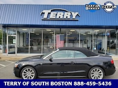 Used 2015 Audi A5 2.0T Premium (Tiptronic) Convertible for sale in South Boston, VA