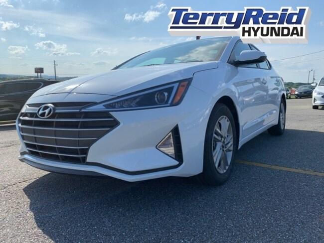 New 2020 Hyundai Elantra SEL Sedan Cartersville