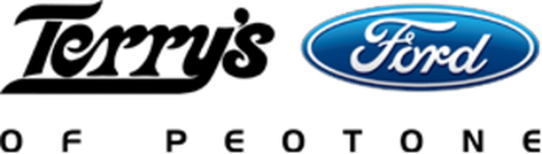 Terry's Ford of Peotone, IL logo