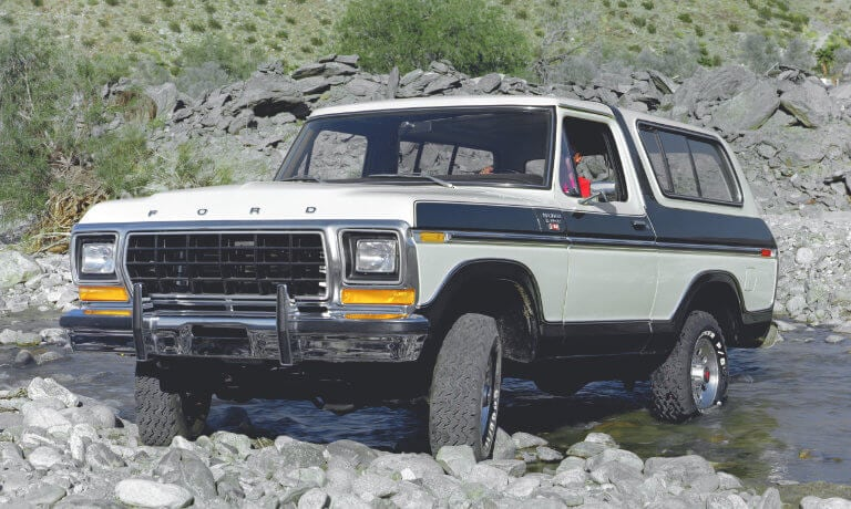 Ford Bronco 2nd Generation