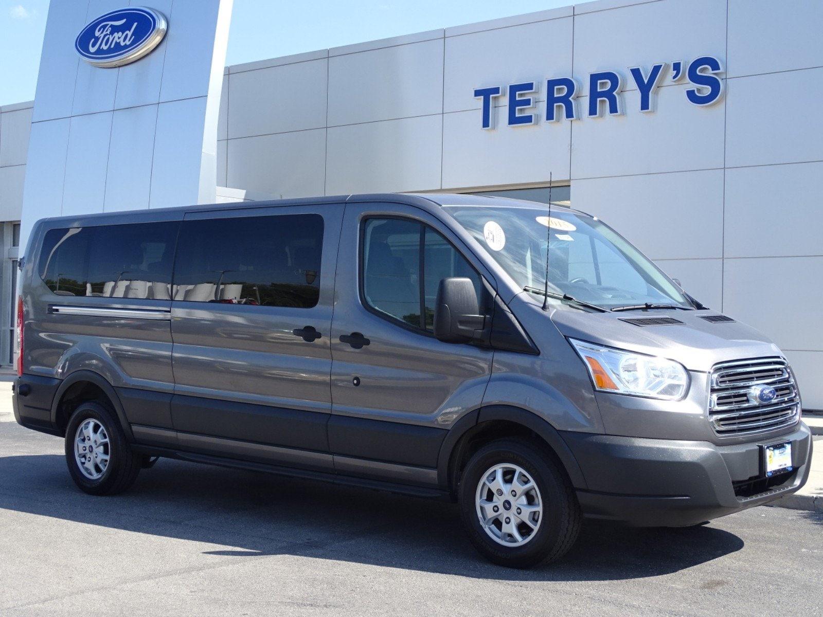 2015 Ford Transit Wagon XL Diesel Wagon Low Roof Wagon