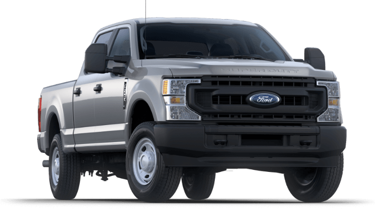 2020 Ford F-250 XL SuperCrew - Iconic Silver