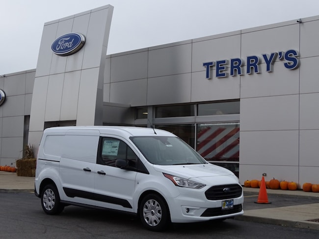 2019 Ford Transit Connect Van XLT XLT LWB w/Rear Symmetrical Doors