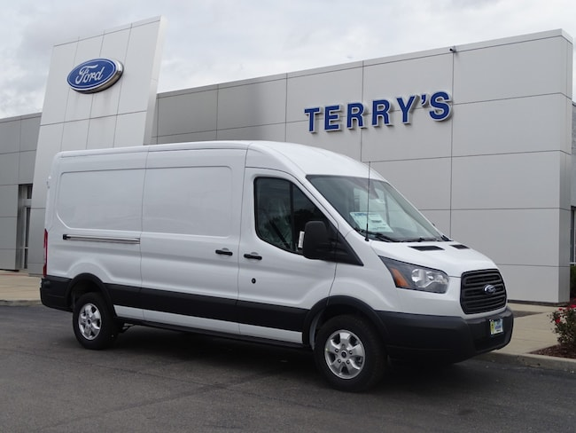 2019 Ford Transit Van T-250 148 Med Rf 9000 GVWR Dual Dr