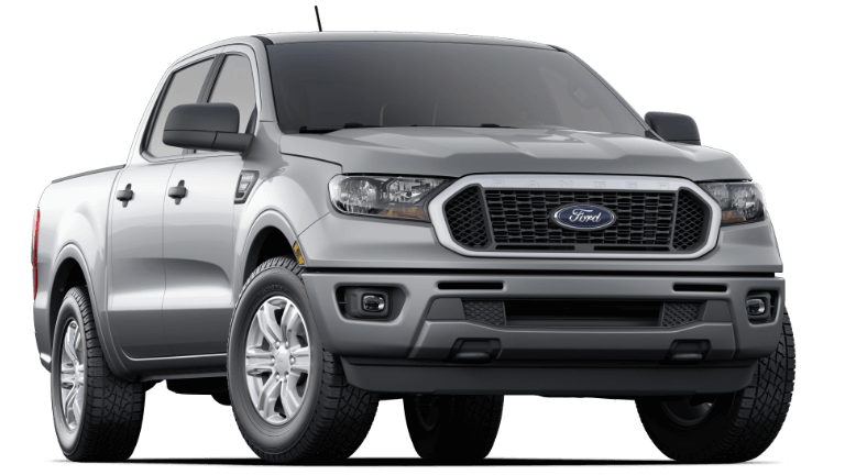 2020 Ford Ranger XLT - Iconic Silver