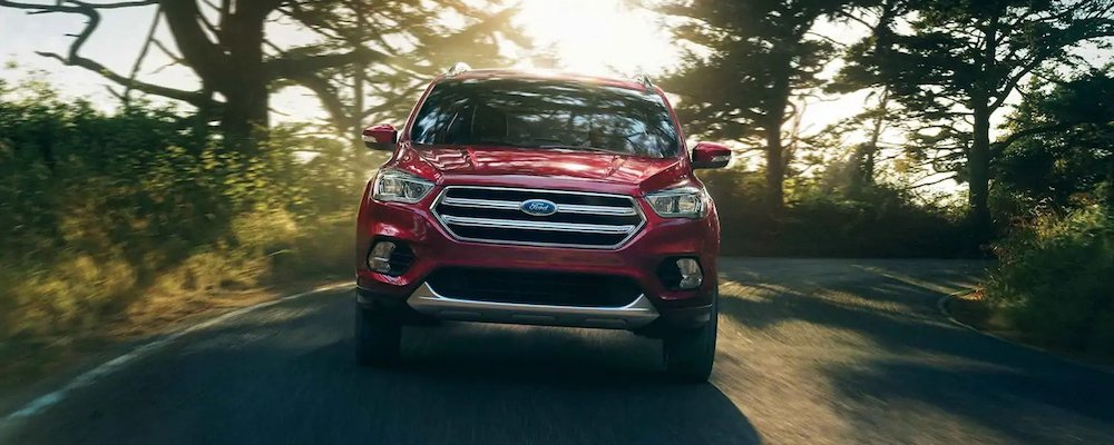 2019 Ford Escape from the front