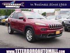2016 Jeep Cherokee Limited 4x4 SUV