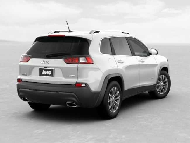 New 2019 Jeep Cherokee Latitude Plus 4x4 1c4pjmln8kd167762
