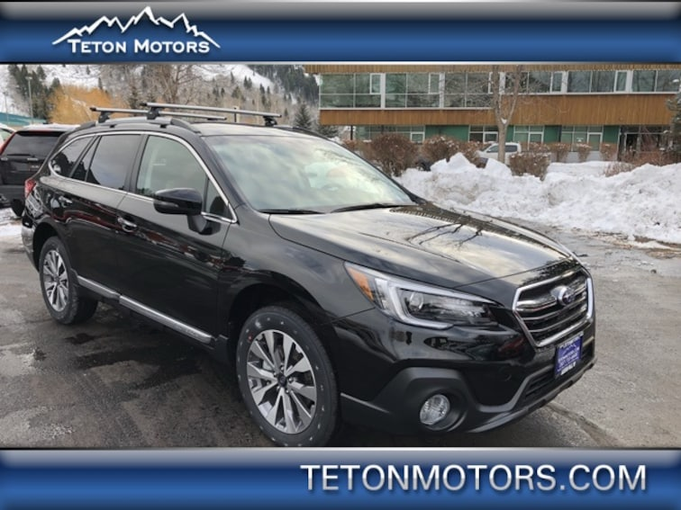New 2019 Subaru Outback 2.5i Touring SUV for sale in Jackson, WY