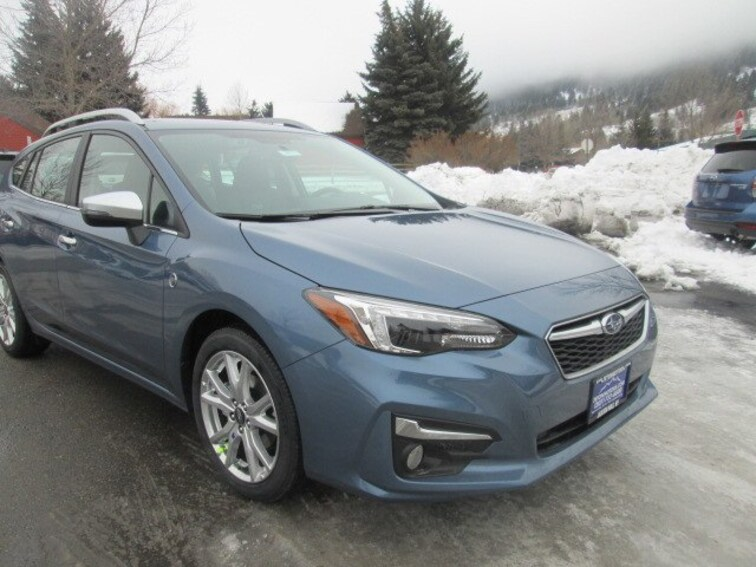 New 2018 Subaru Impreza 2.0i Limited 5dr 50th Anniversary Edition 5-door for sale in Jackson, WY