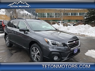 New 2019 Subaru Outback 2.5i Limited SUV 39174 for sale in Jackson, WY