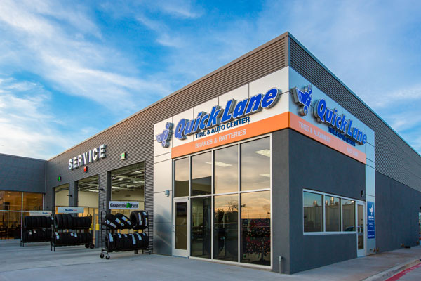 Quick And Easy Ford Oil Changes Quicklane Service Grapevine