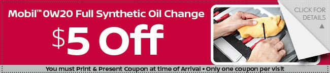 Synthetic Oil Change, Grapevine