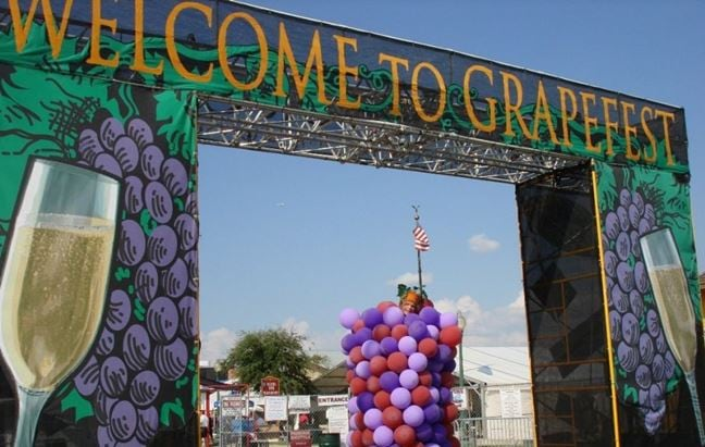2017 GrapeFest - A Texas Wine Experience Will Return to Grapevine