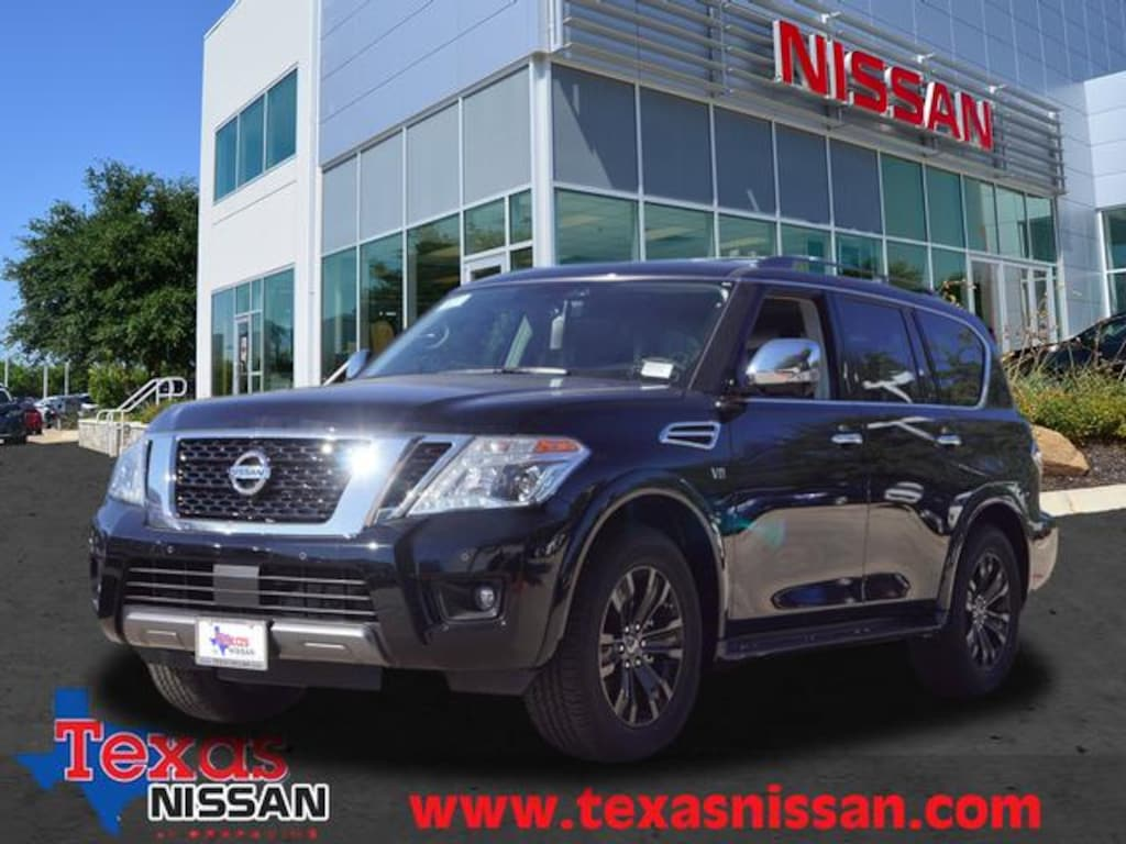 New 2019 Nissan Armada Platinum For Sale In Grapevine Tx