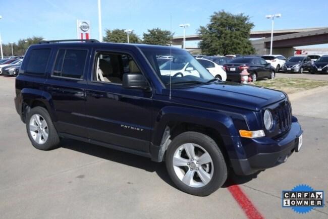 2014 Jeep Patriot High Altitude SUV
