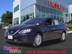 2019 Nissan Sentra SV Sedan