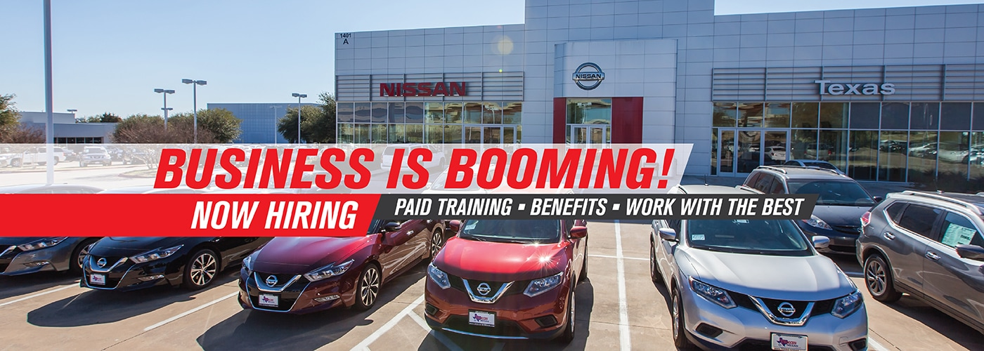 TEXAS NISSAN SERVING THE FORT WORTH AREA. New ...