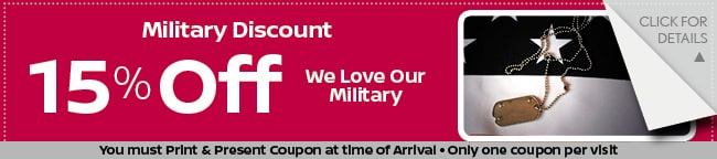 Military Discount, Grapevine