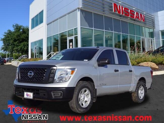2019 Nissan Titan S Truck Crew Cab