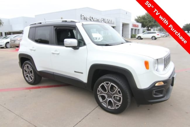 2018 Jeep Renegade Limited SUV
