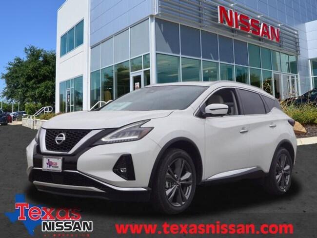 2019 Nissan Murano Platinum SUV