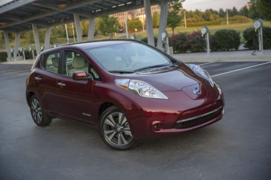 Nissan is offering free gas in select cities this summer