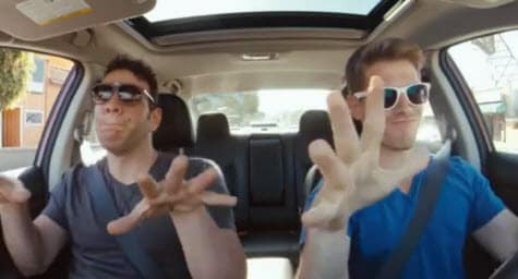 Youtube Star Incites A Sing Along In Latest Sentra Ad Dallas