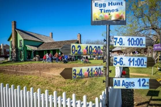 grapevine easter egg hunt easter egg hunt in grapevine texas
