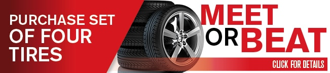 Tire Price Guarantee Coupon, Dallas Area Automotive Service
