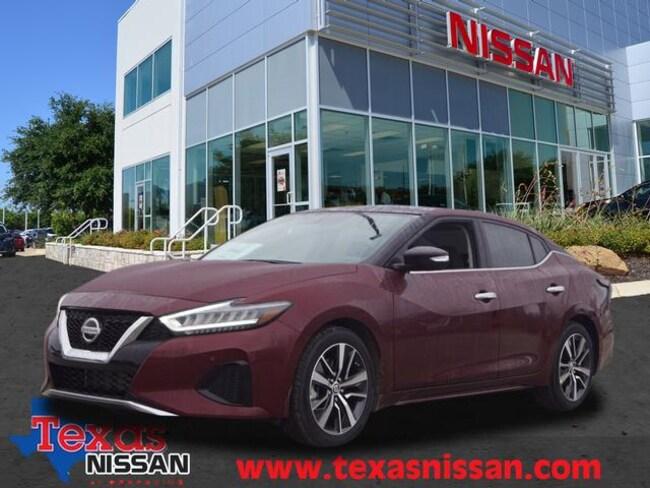 2019 Nissan Maxima 3.5 SL Sedan