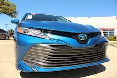 New 2019 Toyota Camry Hybrid XLE Sedan in Easton, MD