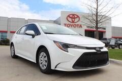 New 2020 Toyota Corolla L Sedan