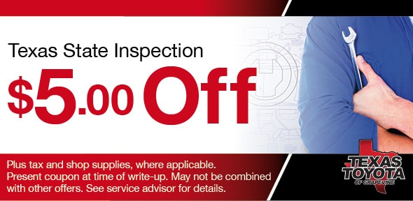 State Inspection Coupon >> Texas State Inspection Service Coupon Grapeviine Tx Auto Service