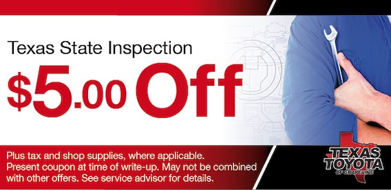 State Inspection Coupon >> Texas State Inspection Service Coupon Grapeviine Tx Auto