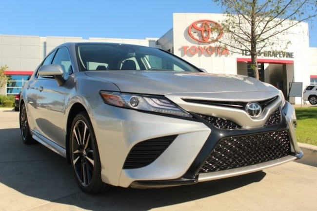 New 2019 Toyota Camry For Sale Celestial Silver Metallic 2019