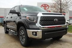 New 2019 Toyota Tundra SR5 5.7L V8 w/FFV Truck CrewMax
