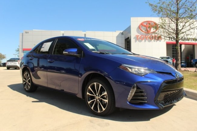 New 2019 Toyota Corolla For Sale Blue Crush Metal 2019 Corolla Se