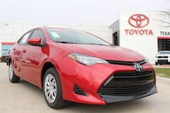 New 2019 Toyota Corolla LE Sedan