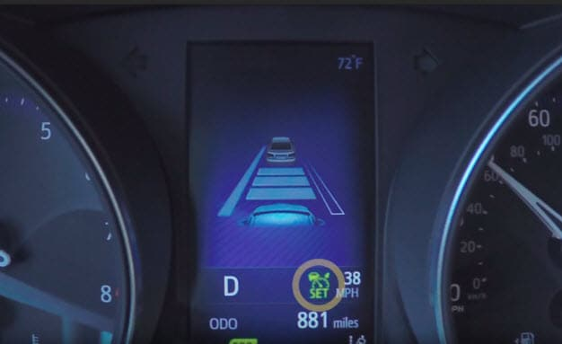 Dynamic Radar Cruise Control