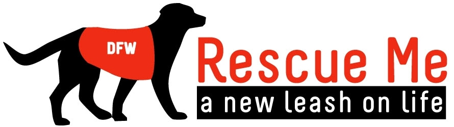 DFW Rescue Me Logo