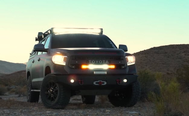 Toyota Tundra - Quick Response Force