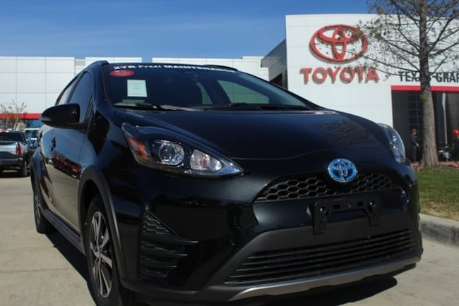 2019 Toyota Prius c L Hatchback