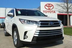 New 2019 Toyota Highlander Hybrid Limited V6 SUV in Easton, MD