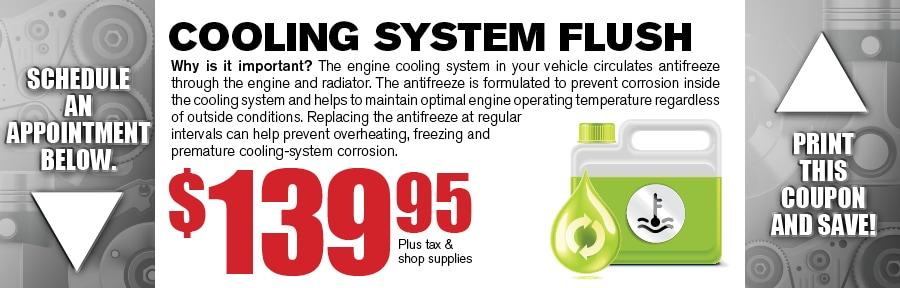 Jiffy Lube Transmission Flush >> Cooling System Flush   Dallas Fort Worth Suburb Toyota Dealer