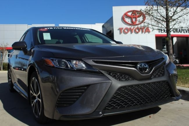 New 2019 Toyota Camry For Sale Predawn Gray Mica 2019 Camry Se